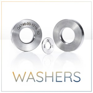 Athermal washers for constant force